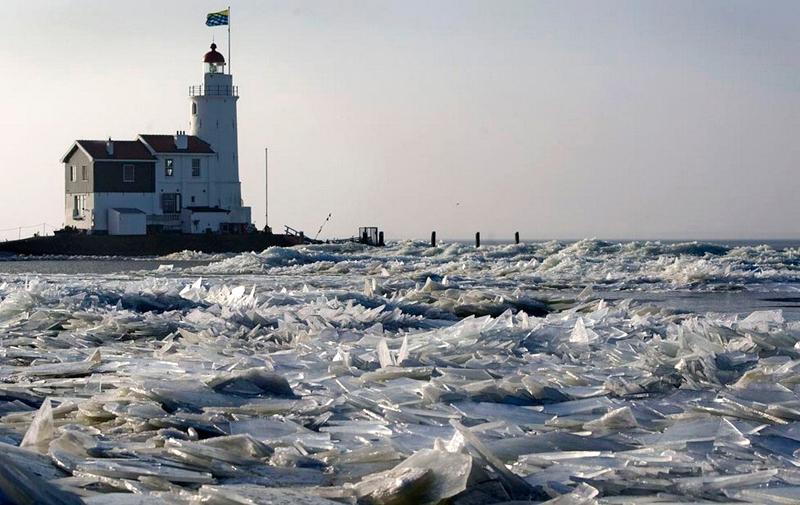 Ледяные осколки
