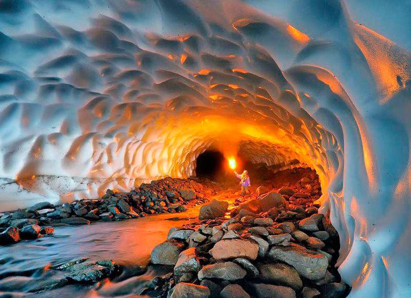 Ледяная пещера