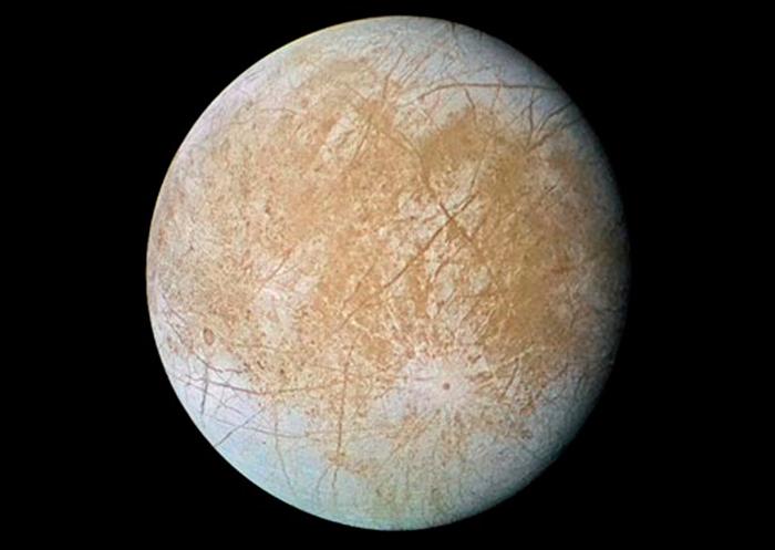 Илл.1. Европа – спутник Юпитера