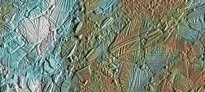 Илл.10. Фрагмент области «хаоса» Каннемара.