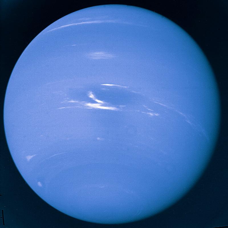 Иллюстрация - 2. Планета Нептун