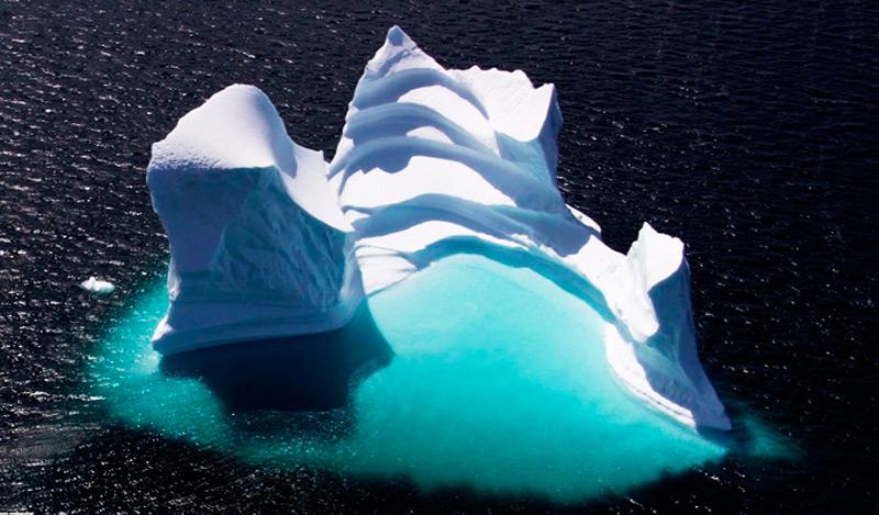 Дизайн айсберга
