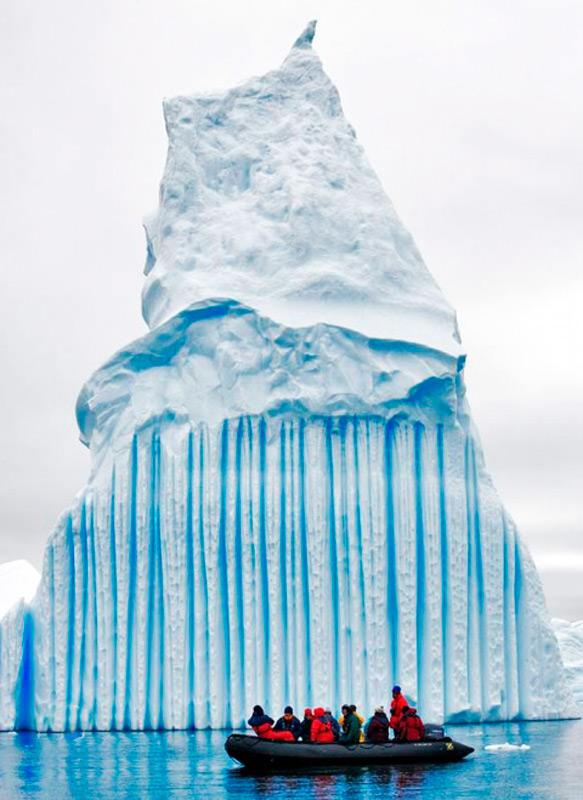 Ледяная башня