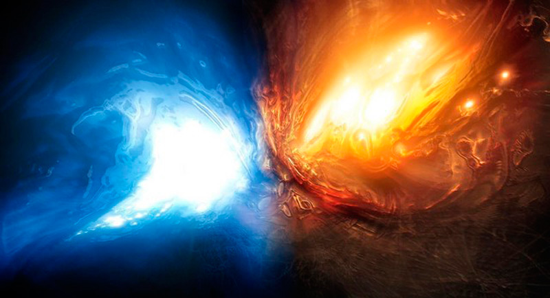 Столкновение льда и пламени