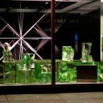 Ледяная мебель от Френка Гери