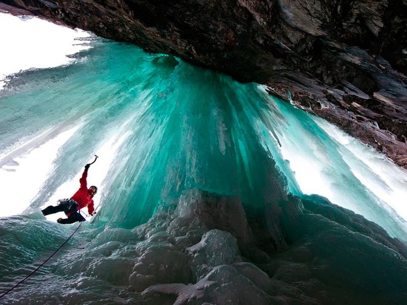 Водопад Верингфоссен, Норвегия