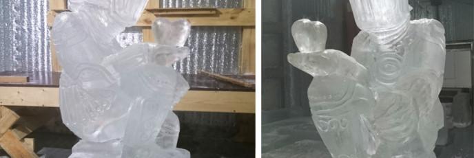 Ледяной рыцарь на 8 марта