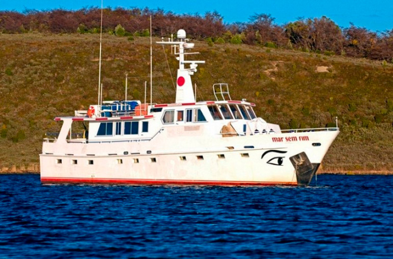 Яхта Mar Sem Fim