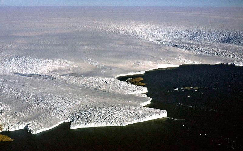 Ледяной щит Антарктиды