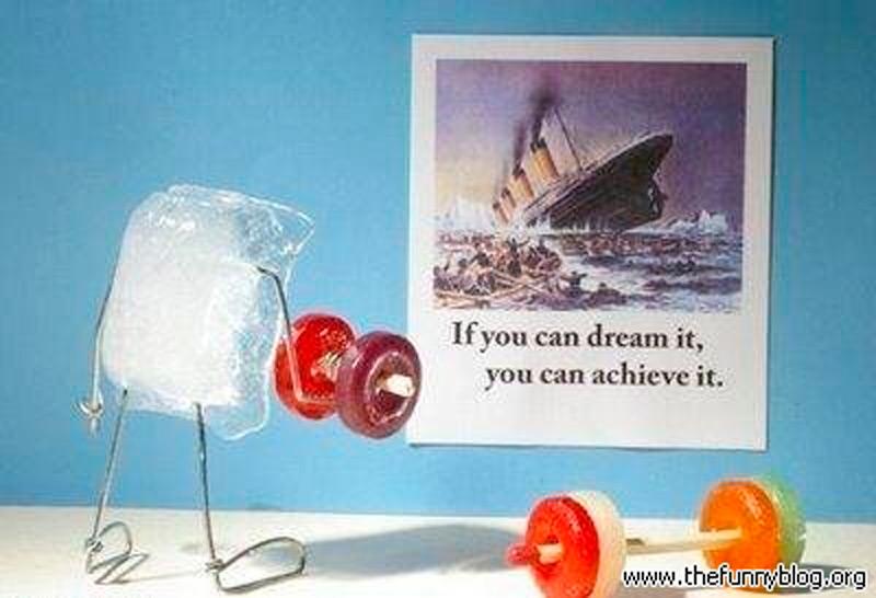 История успеха одного ледяного кубика