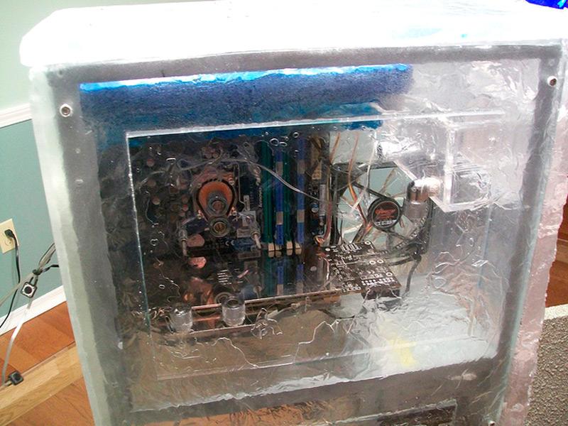 Ледяной корпус