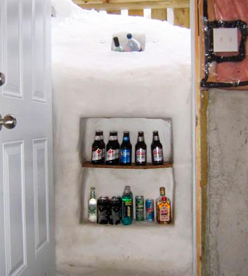 Экологичный холодильник