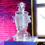 Ледяной самовар для Императорского яхт-клуба