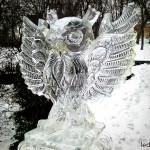 Ледяная сова для игры Что? Где? Когда?